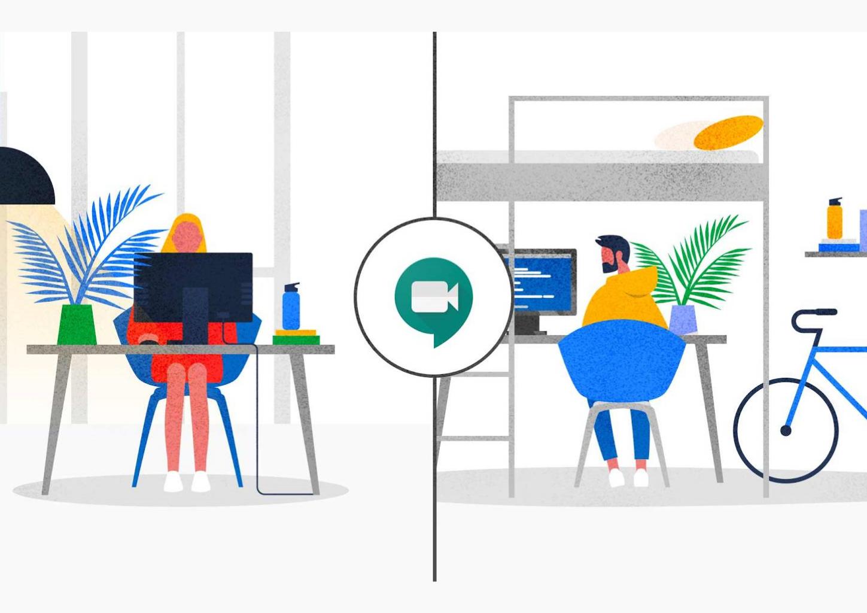 Google Meet Huware