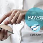 AppSheet: Huware è il primo Partner italiano